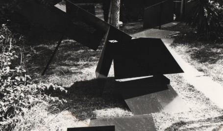 sculpture acier